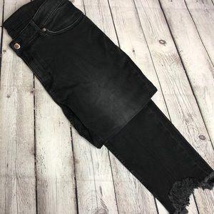 Cheap Monday Jeans - NWT Cheap Monday Black Common Jeans